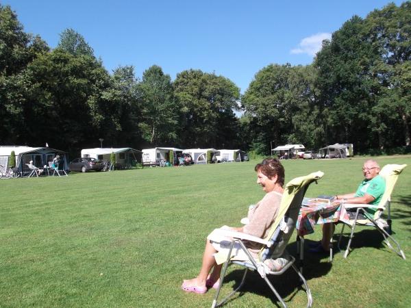 Overzicht over de camping NL-kamperen