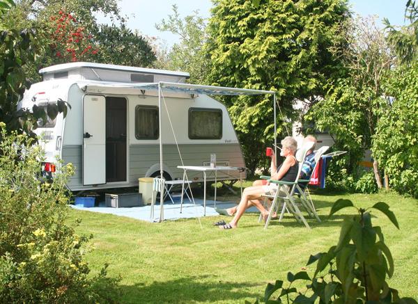 Mooie ruime plaatsen NL-kamperen