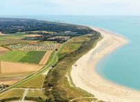 250 meter van het strand NL-kamperen