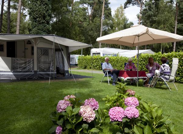 f2cb35c3658 Kamperen op camping Recreatiepark De Reebok Noord-Brabant Oisterwijk ...